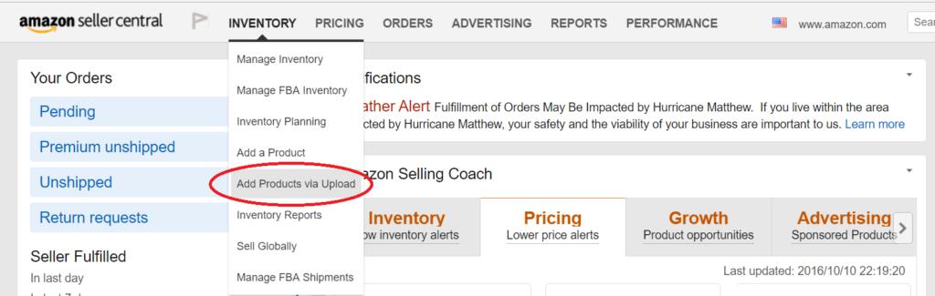 Amazon輸出一括出品